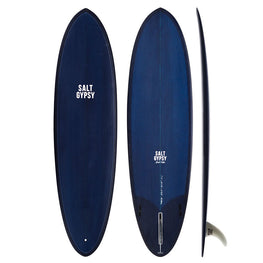 Salt Gypsy Mid Tide – Mid-Length Surfboard PU