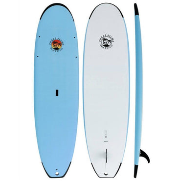 Three Palms SUP Soft Paddle Board For Beginners - LiquidWild