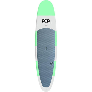 "11' 6"" Throwback POP Paddle Board Seafoam Green - LiquidWild"