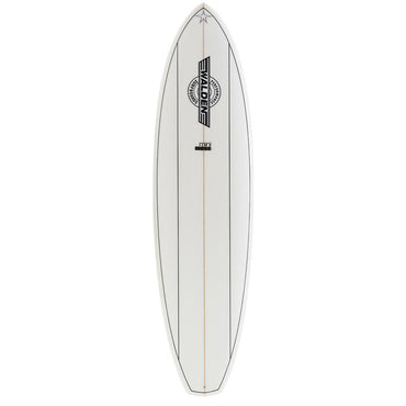 Walden Mini Mega Magic 2 Shortboard Surfboard SLX White - LiquidWild