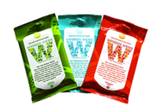 Wireless Wipes Healthy Cleaning Supplies