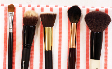 Clean Makeup Brushes Wireless Wipes