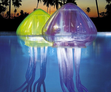 jellyfish pool lights
