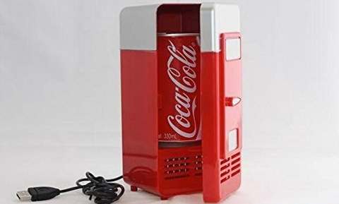 usb desktop fridge