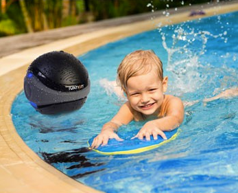 waterproof floating speaker ball