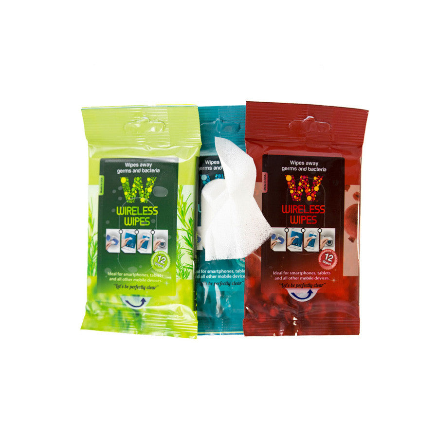 3 Pouches (Variety Pack of each scent)