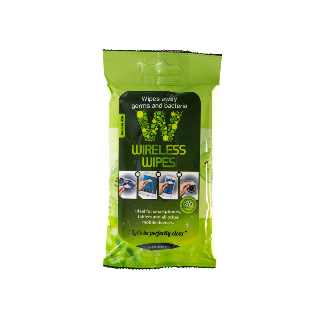 1 Case (72 Pouches = 1440 Wipes) – Save Over 30%
