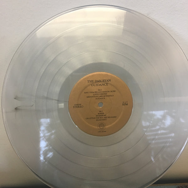 The Dan Ryan - Guidance Vinyl LP