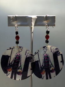 capiz earrings/01 lets go shopping