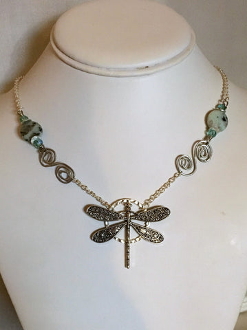 opal necklace late victorian