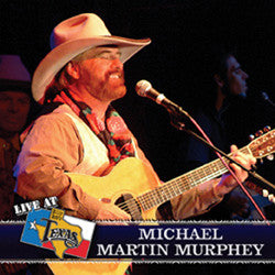 Live At Billy Bob's Texas Michael Martin Murphey