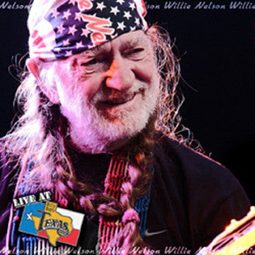 Live At Billy Bob's Texas Willie Nelson