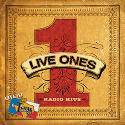 Live At Billy Bob's Texas Live Ones Volume One Various Artists