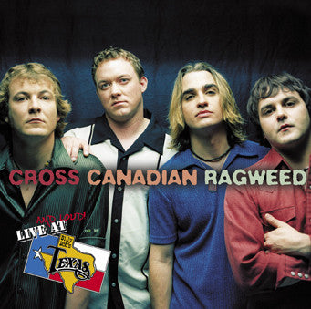 Live At Billy Bob's Texas Cross Canadian Ragweed
