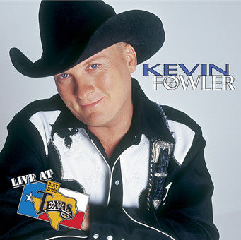 Live At Billy Bob's Texas Kevin Fowler