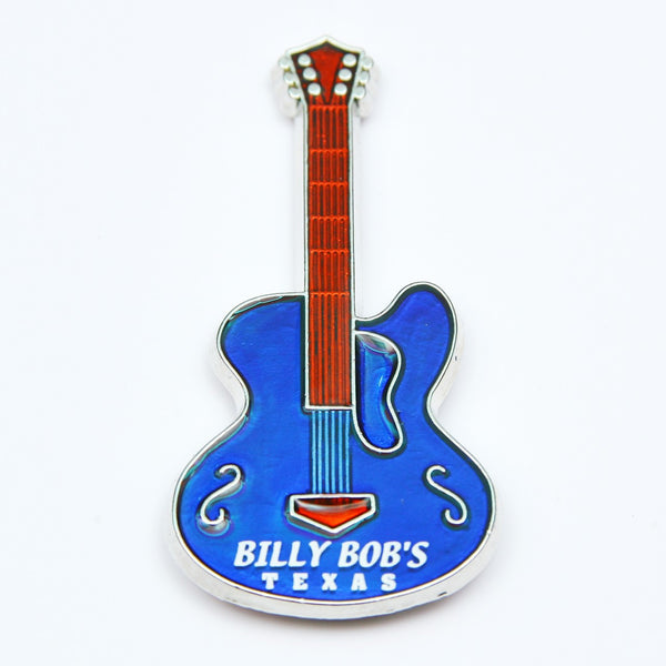 Billy Bob's Texas Guitar Magnet