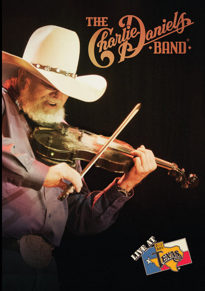 The Charlie Daniels Band DVD
