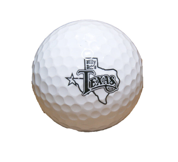 Billy Bob's Texas Golf Ball