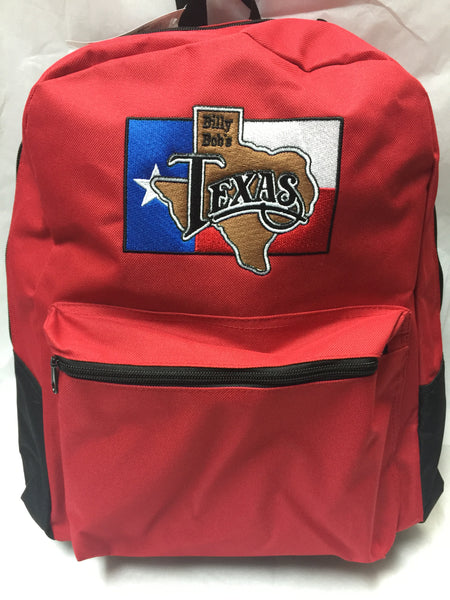 BBT Backpack Red