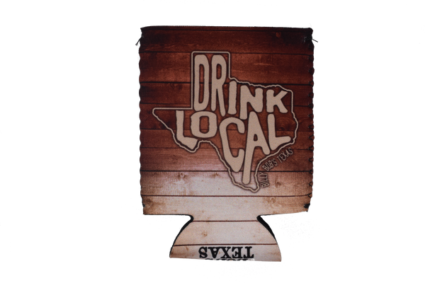Billy Bob's Texas Drink Local Koozie