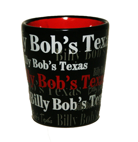 Billy Bob's Texas Repeat Shot Glass