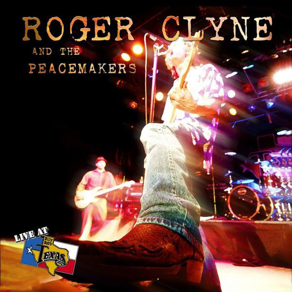 Live At Billy Bob's Texas Roger Clyne & the Peacemakers CD