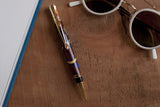 Executive Twist Pen - 24kt Gold