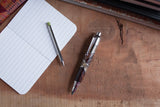 Deluxe Sketch Pen/Pencil - Chrome