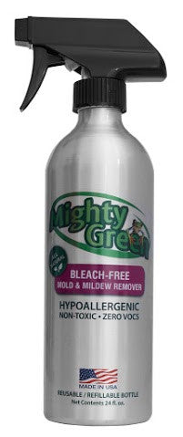Bleach-Free Mold & Mildew Remover with Free Lifetime Refills +S&H