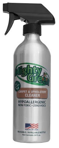 Carpet & Upholstery Cleaner with Free Lifetime Refills +S&H