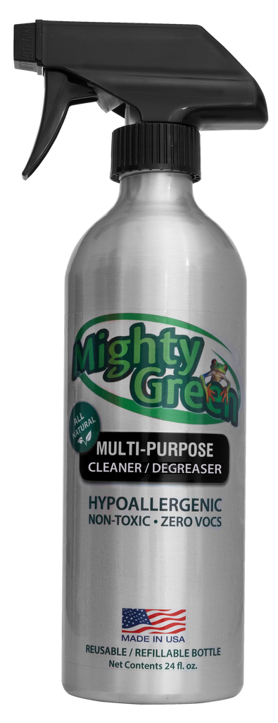 Multi-Purpose Cleaner/Degreaser with Free Lifetime Refills +S&H