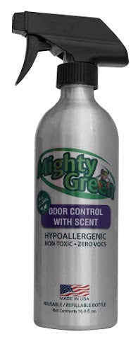 Odor Control with Scent with Free Lifetime Refills +S&H