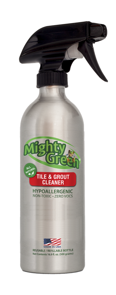 Tile & Grout Cleaner with Free Lifetime Refills + S&H