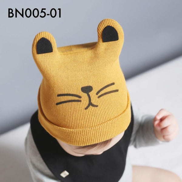 Beanies, BN005 - Mio Cat Beanie - The Baby Zebra