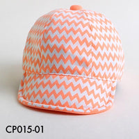 Caps, CP015 - Zig Zag Cap - The Baby Zebra