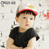 Caps, CP021 - Crown Cap - The Baby Zebra