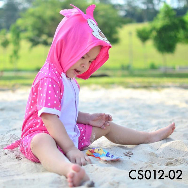 Costumes, CS012-02 - Disney Costume (Minnie) - The Baby Zebra