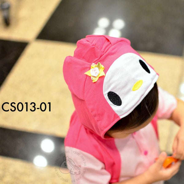 Seasonal Items, CS013-01 - Sanrio Costume (My Melody) - The Baby Zebra