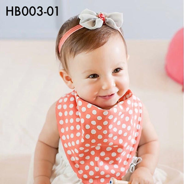 Headbands, HB003 - Ribbon Head Band - The Baby Zebra