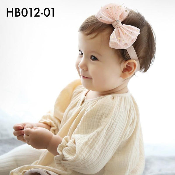 Headbands, HB012 - Lydia Head Band - The Baby Zebra