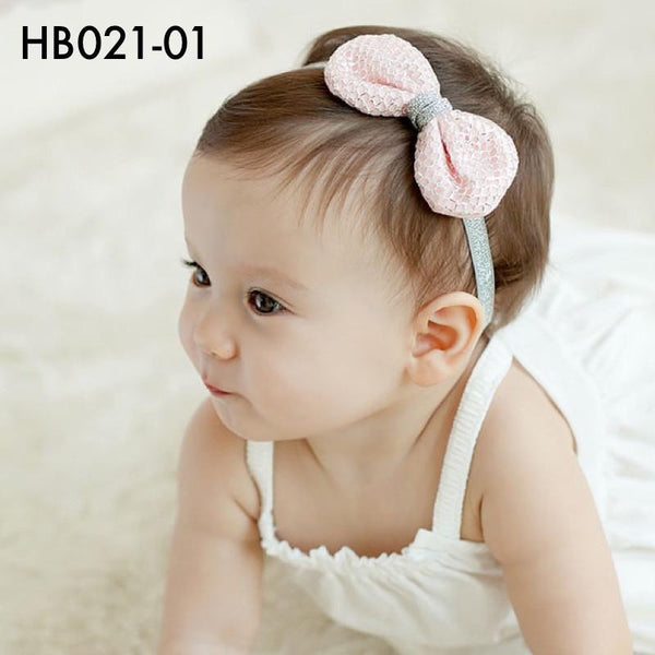 Headbands, HB021 - Kaka Ribbon Head Band - The Baby Zebra