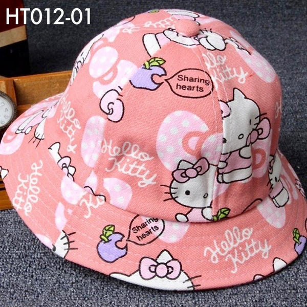 Hats, HT012 - Hello Kitty Hat - The Baby Zebra