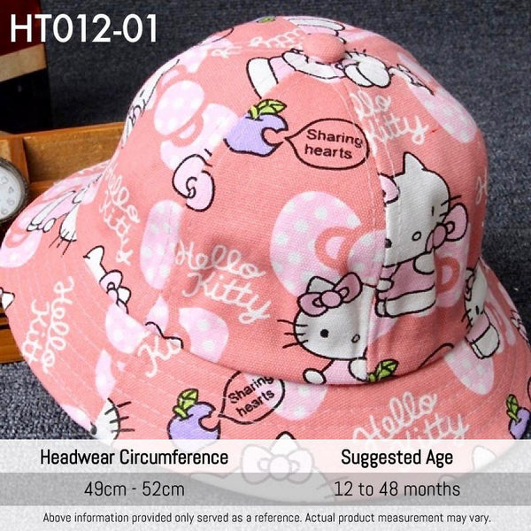 b6e6f6349cb HT012 - Hello Kitty Hat – The Baby Zebra