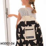 Others, MS001-02 - Play Pouch - The Baby Zebra