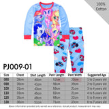 Pyjamas, PJ009-01 - My Little Pony - The Baby Zebra