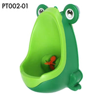 Potties, PT002 - Frog Urinal - The Baby Zebra