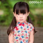 Cheongsam, QD006 - Fruity Passion Cheongsam Dress - The Baby Zebra
