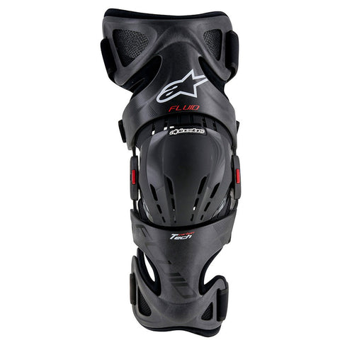 Right/Left Carbon Knee Brace