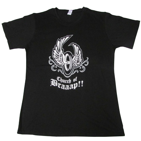 Church of Braaap T-shirt