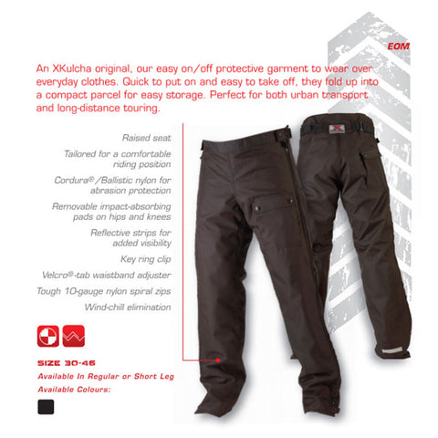 Easy Overs Overpants (Men's)